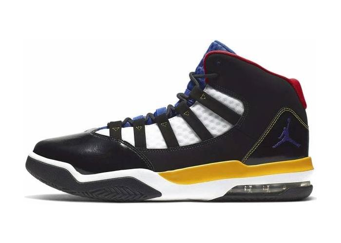 02181712457 - 实战篮球鞋, 乔丹篮球鞋, Max Aura, Jordan Max Aura, AJ篮球鞋