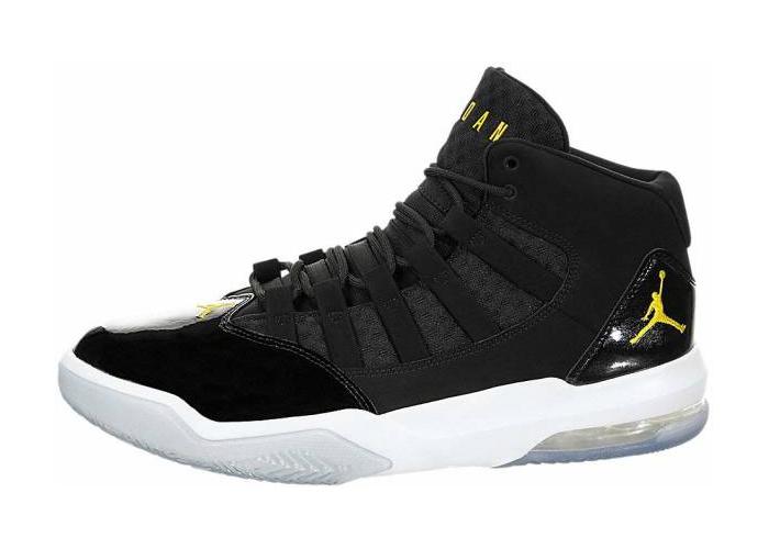 02181712541 - 实战篮球鞋, 乔丹篮球鞋, Max Aura, Jordan Max Aura, AJ篮球鞋
