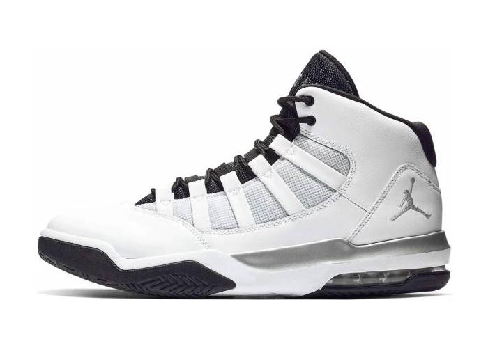 02181713707 - 实战篮球鞋, 乔丹篮球鞋, Max Aura, Jordan Max Aura, AJ篮球鞋