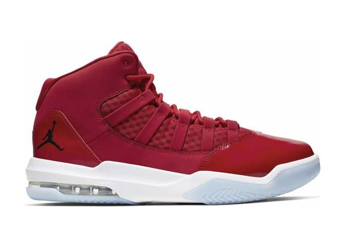 02181715225 - 实战篮球鞋, 乔丹篮球鞋, Max Aura, Jordan Max Aura, AJ篮球鞋