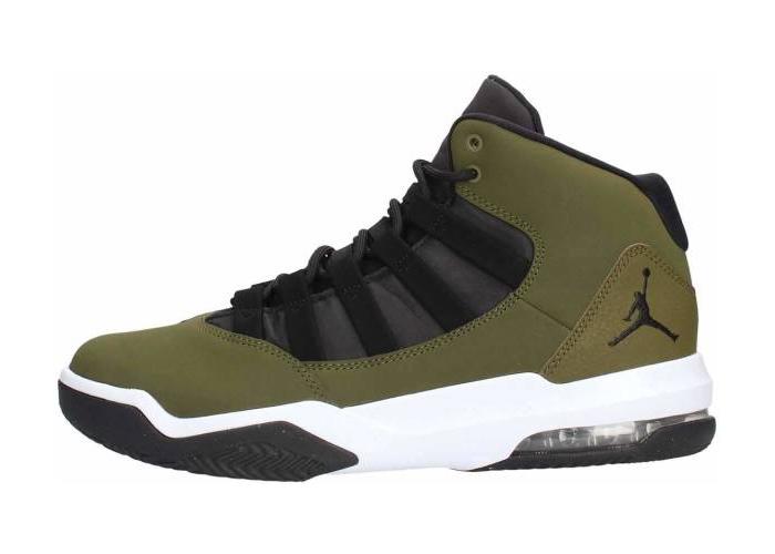 02181717736 - 实战篮球鞋, 乔丹篮球鞋, Max Aura, Jordan Max Aura, AJ篮球鞋
