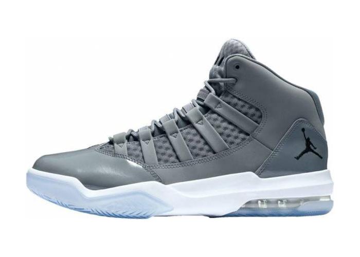 02181718105 - 实战篮球鞋, 乔丹篮球鞋, Max Aura, Jordan Max Aura, AJ篮球鞋