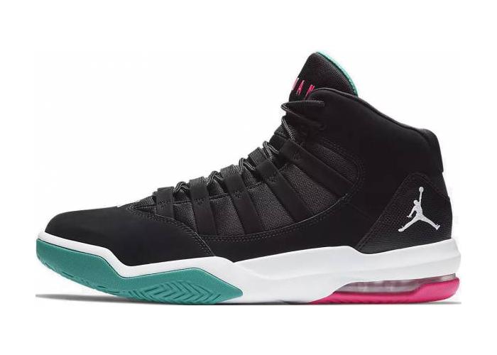 02181718990 - 实战篮球鞋, 乔丹篮球鞋, Max Aura, Jordan Max Aura, AJ篮球鞋