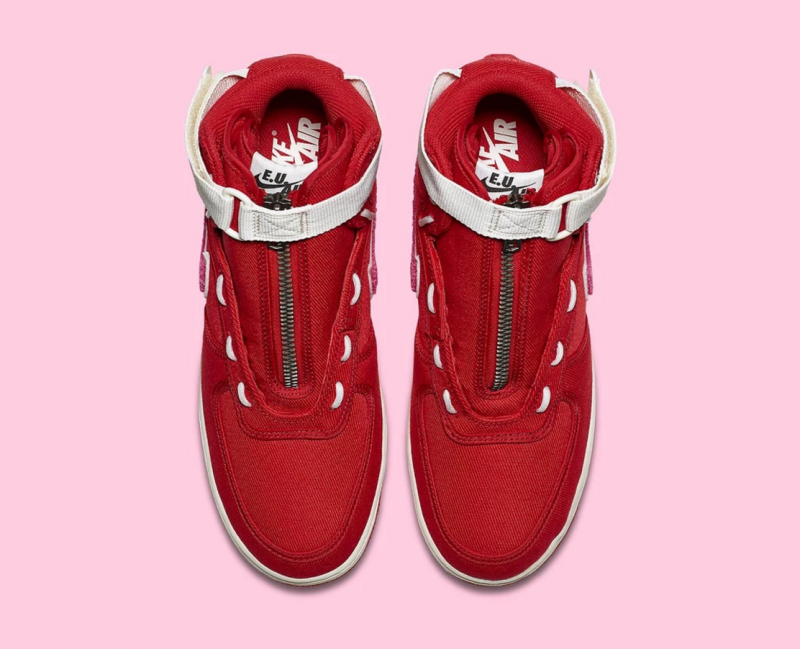 Valentine's Day, Nike Air Force 1