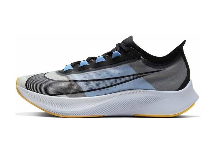 贾卡网面, 贾卡, 耐克跑鞋, 中性跑鞋, Zoom, Vaporweave, React, Nike Zoom Fly 3, Fly 3