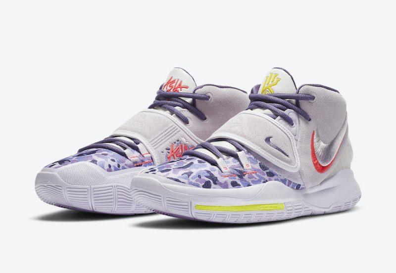 欧文6, NIKE KYRIE 6 ASIA, Nike Kyrie 6