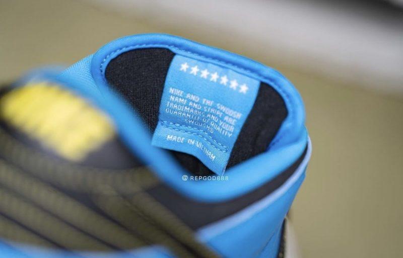 SKATEBOARDS X, Nike SB Dunk Low, 3M反光