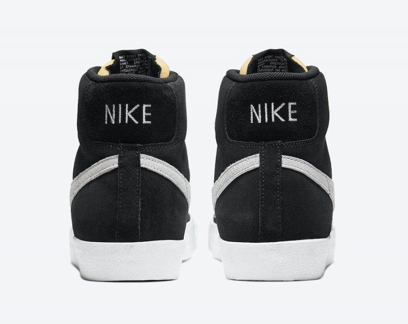 耐克BLAZER MID '77, Nike Blazer Mid, BLACK / PHOTON DUST