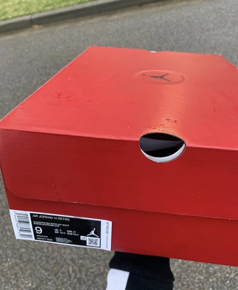 StockX, Off-White, Jordan Brand, Air Jordan 14