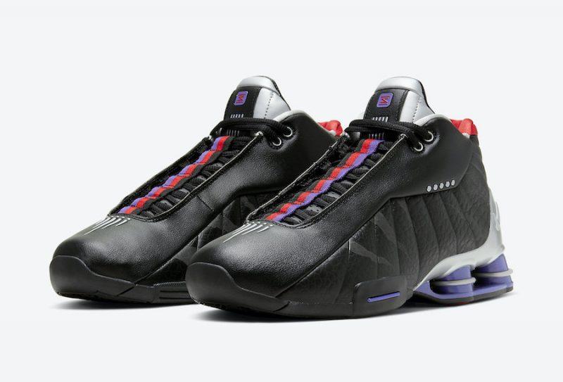 """RAPTORS"""" COLORWAY, Nike Shox BB4"""