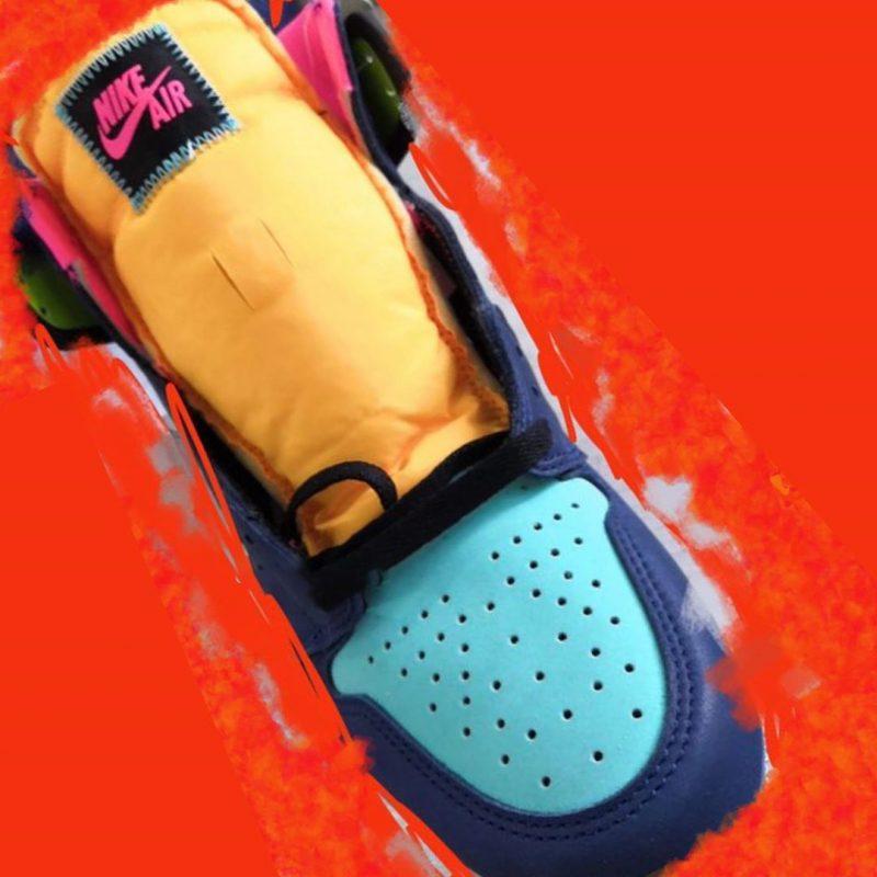 BIO HACK, Air Jordan 1 Zoom, Air Jordan 1