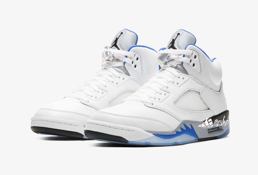 """Jordan Brand, HYPER ROYAL, AIR JORDAN 5"""" HYPER ROYAL"""", Air Jordan 5"""