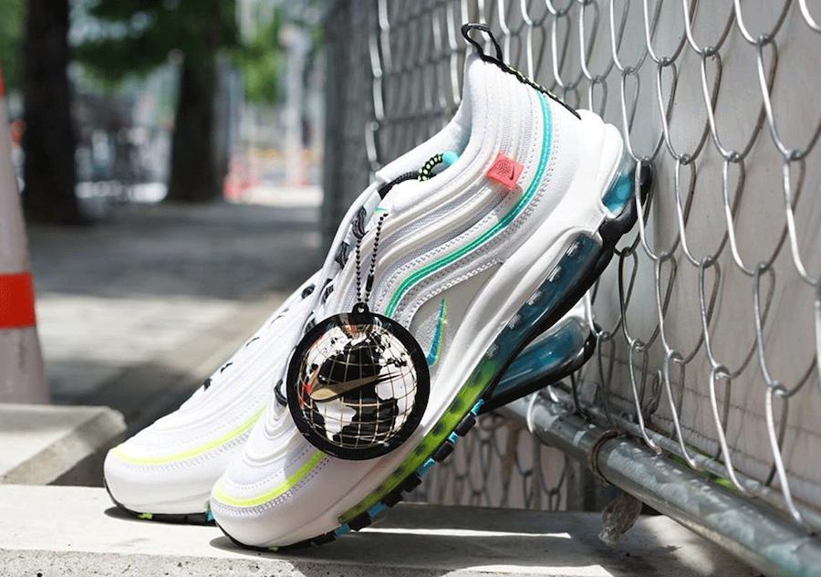 """Worldwide Pack, Nike Air Mx 97"""" Worldwide"""", Nike Air Max 97"""