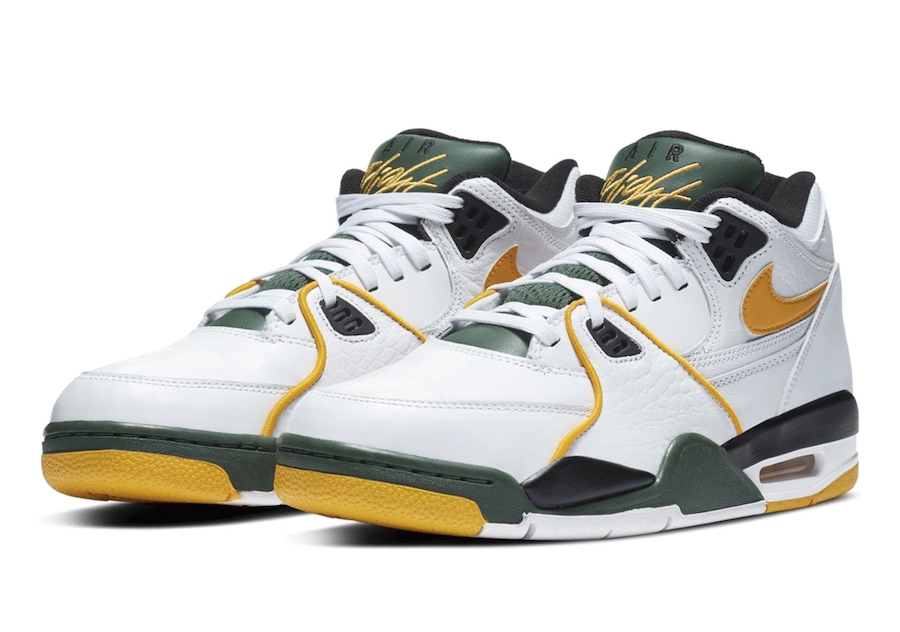 Seattle Supersonics, Nike Air Flight 89