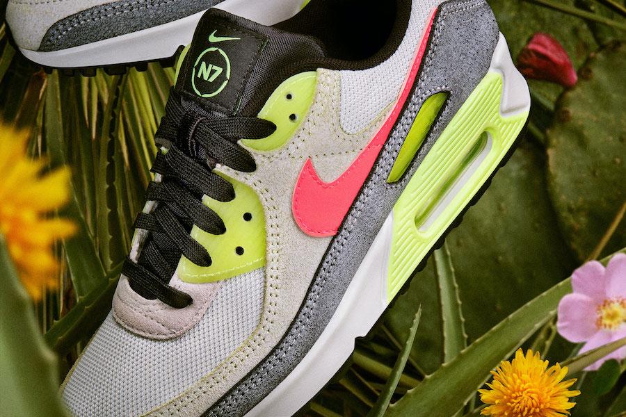 Nike Venture Runner, Nike N7 2020, Nike Kyrie 6, Nike Air Max 90