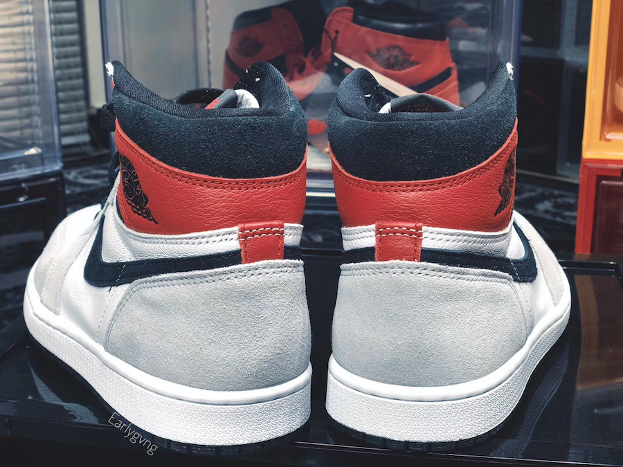zsneakerheadz, Union x Air Jordan 1, Light Smoke Grey, Jordan, AIR JORDAN 1 HIGH OG, Air Jordan 1, Air Jordan