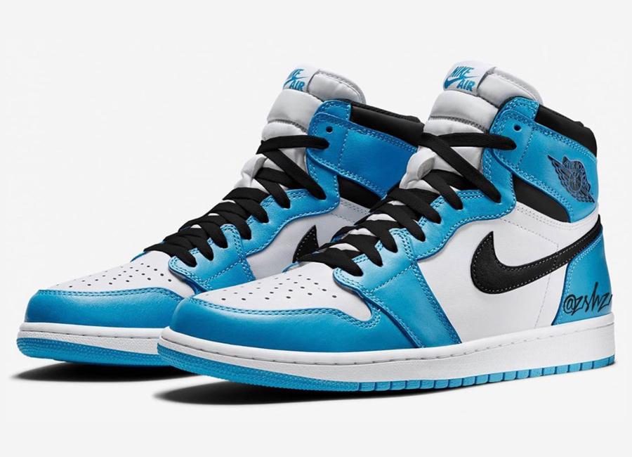 University Blue, Jordan Brand, AIR JORDAN 1 HIGH OG