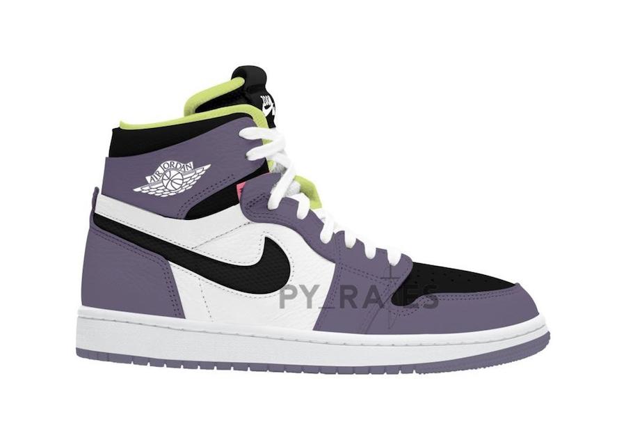 Zoom, Jordan Brand, Jordan, Air Jordan 1 Zoom Comfort, Air Jordan 1 Zoom, Air Jordan 1, Air Jordan