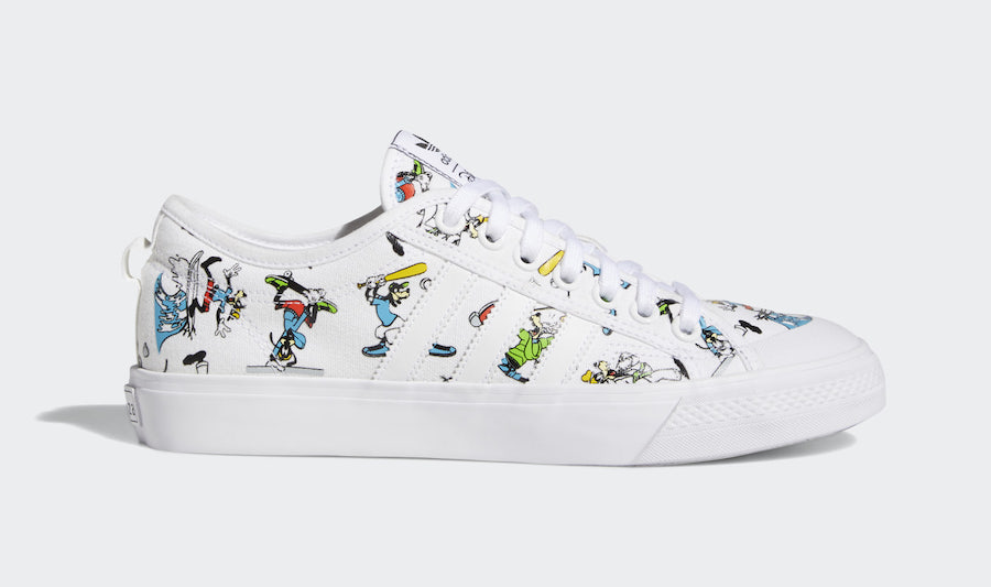 阿迪达斯Nizza, 阿迪达斯3MC, Disney x adidas Goofy Pack