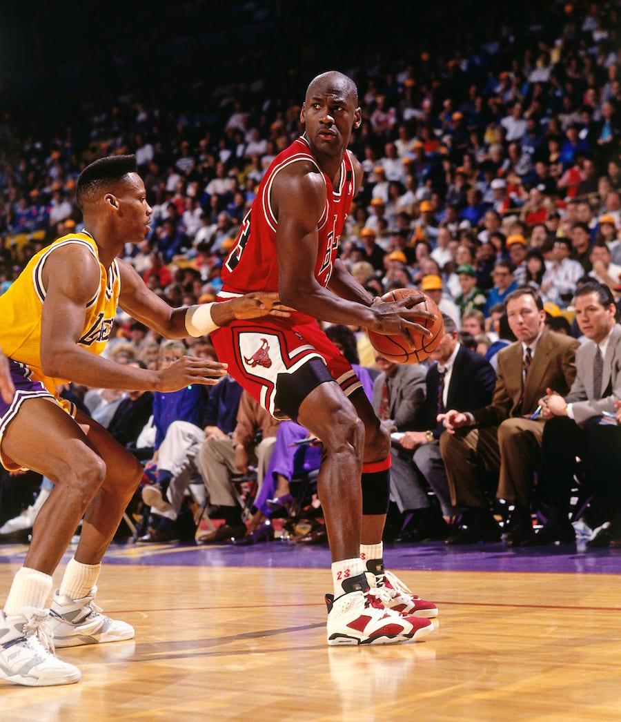 """AJ 6, Air Jordan 6"""" Carmine"""""""