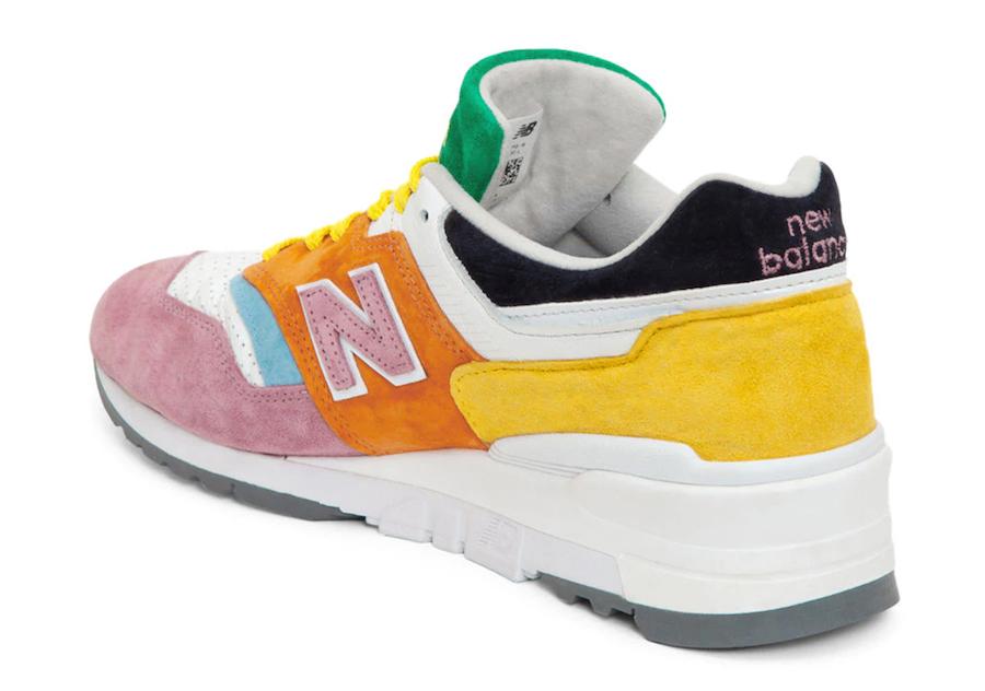 "NewBalance, New Balance 997"" Multi-Color"", MULTI-COLOR"
