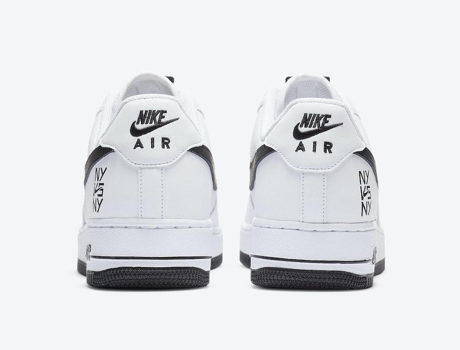"""Rucker Park, NY vs NY, Nike Air Force 1 Low"""" NY vs NY"""", Nike Air Force 1"""