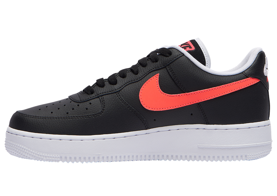 "White / Volt, Nike Air Force 1"" Worldwide"", Black / Crimson"