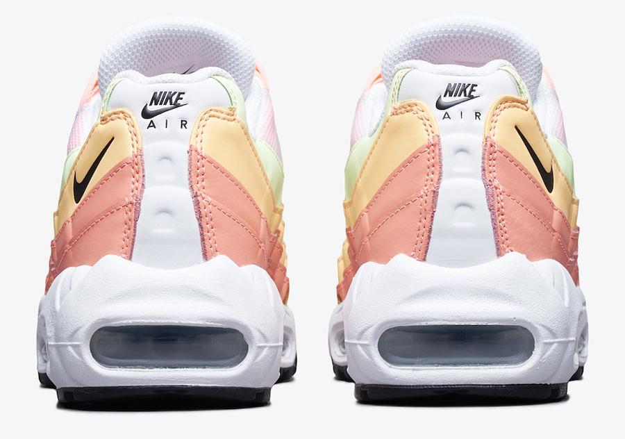 Nike Air Max 95 WMNS, Nike Air Max 95, Melon Tint
