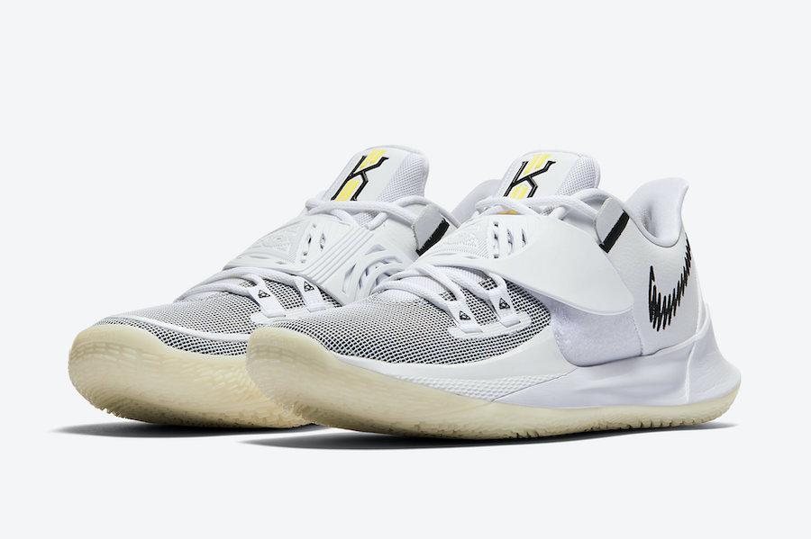 Nike Kyrie Low 3, LeBron 17 Low, Glow in the Dark