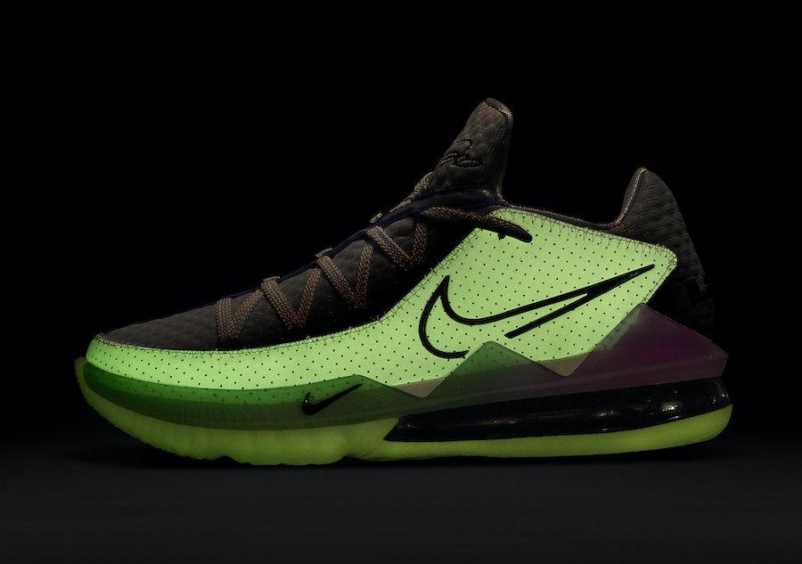 Nike LeBron 17, LeBron 17 Low