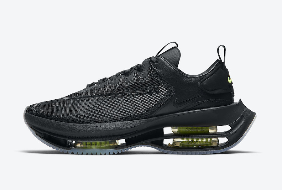 Nike Zoom Double Stacked, Black Volt