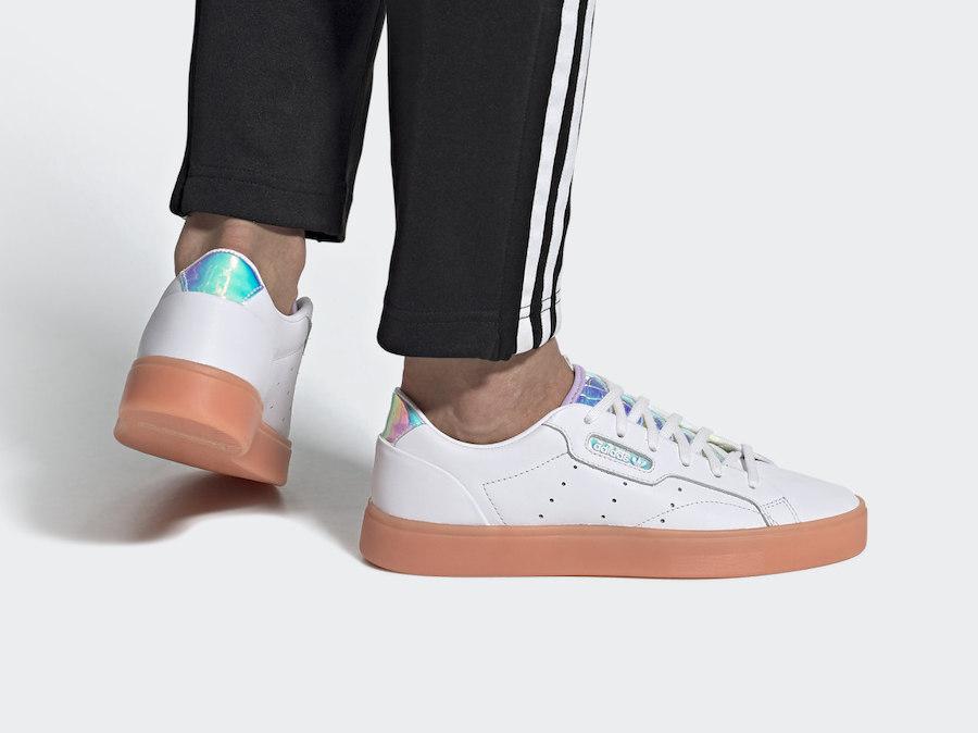 "adidas Sleek"" Iridescent"""