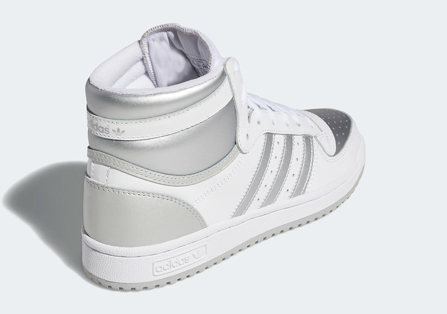 Silver Toe, Adidas