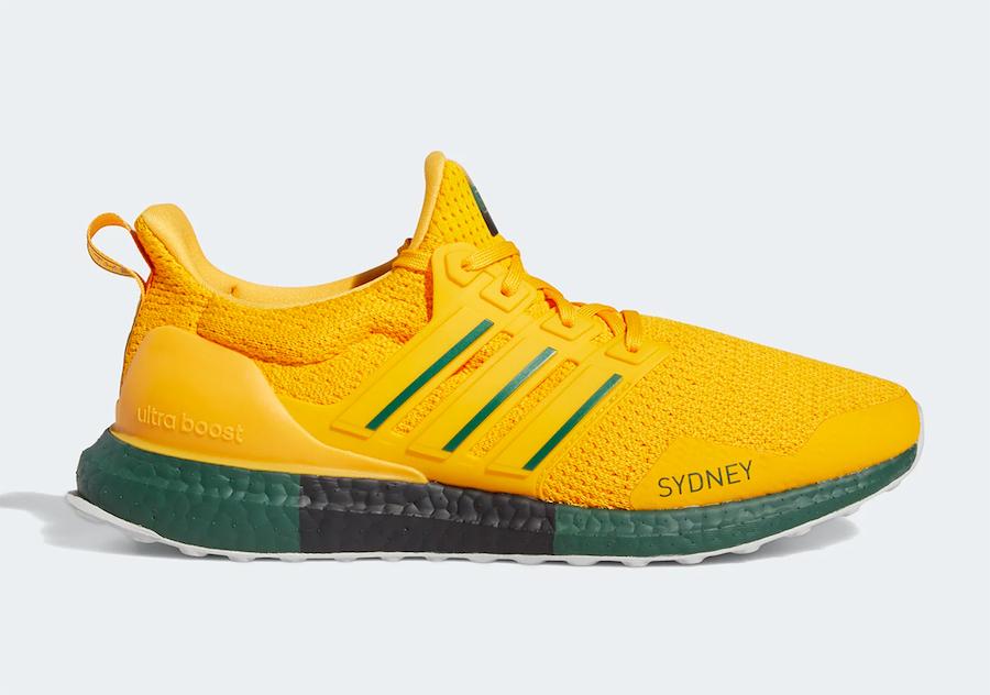 Ultra Boost DNA, Ultra Boost, Sydney, Primeknit鞋面, Primeknit, Montreal, Boost, Black, adidas Originals