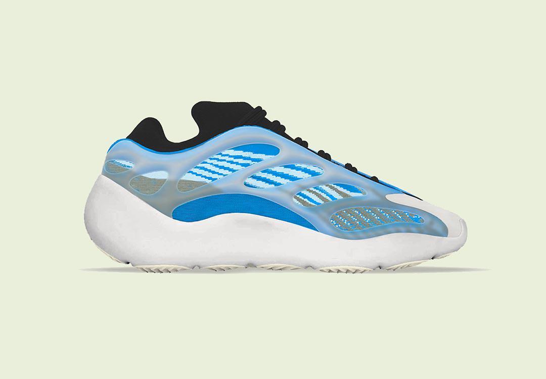 Arzareth, adidas Yeezy 700 V3