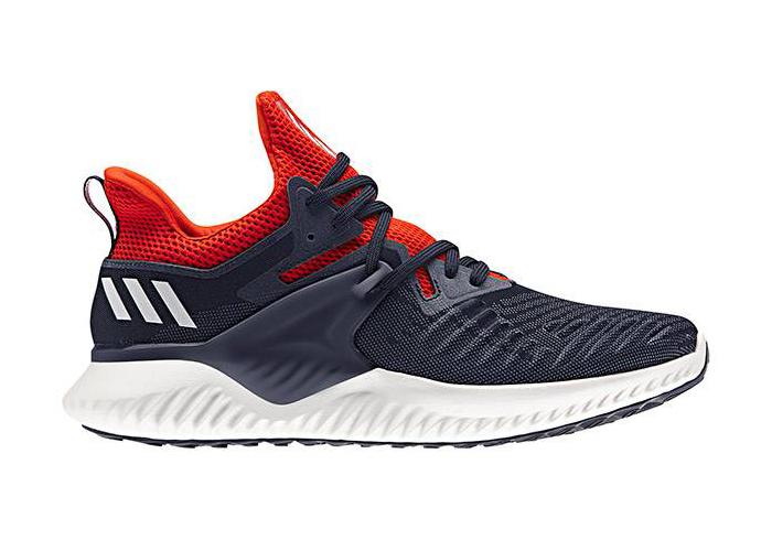 22082057643 - 阿迪达斯跑鞋, 阿尔法跑鞋, Cloud White, Black, Alphabounce Beyond, Alphabounce, Adidas Alphabounce, Adidas