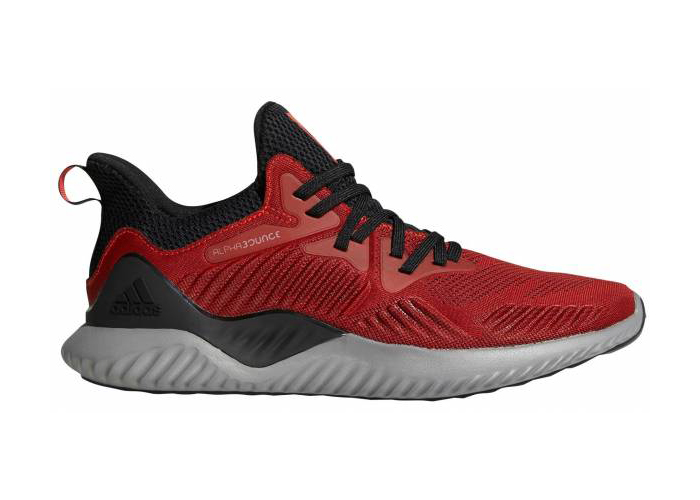 22082058158 - 阿迪达斯跑鞋, 阿尔法跑鞋, Cloud White, Black, Alphabounce Beyond, Alphabounce, Adidas Alphabounce, Adidas