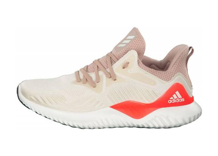 22082104650 - 阿迪达斯跑鞋, 阿尔法跑鞋, Cloud White, Black, Alphabounce Beyond, Alphabounce, Adidas Alphabounce, Adidas