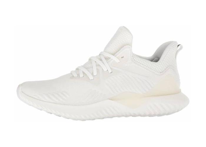 22082112794 - 阿迪达斯跑鞋, 阿尔法跑鞋, Cloud White, Black, Alphabounce Beyond, Alphabounce, Adidas Alphabounce, Adidas