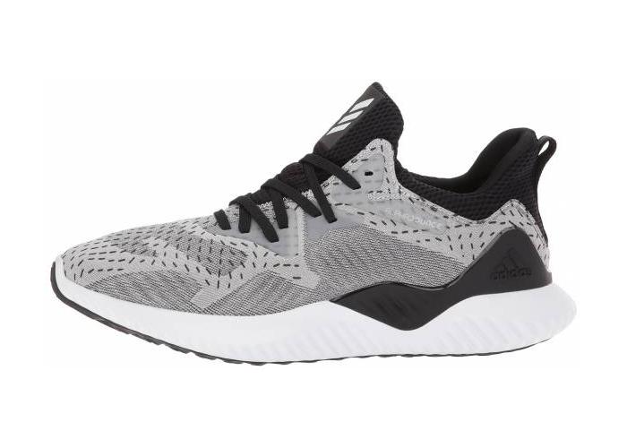 22082113346 - 阿迪达斯跑鞋, 阿尔法跑鞋, Cloud White, Black, Alphabounce Beyond, Alphabounce, Adidas Alphabounce, Adidas