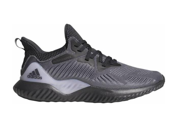 22082117592 - 阿迪达斯跑鞋, 阿尔法跑鞋, Cloud White, Black, Alphabounce Beyond, Alphabounce, Adidas Alphabounce, Adidas