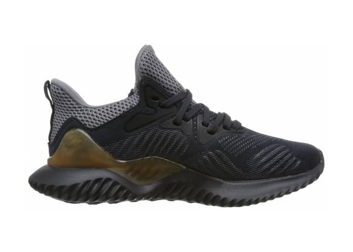 22082120388 - 阿迪达斯跑鞋, 阿尔法跑鞋, Cloud White, Black, Alphabounce Beyond, Alphabounce, Adidas Alphabounce, Adidas