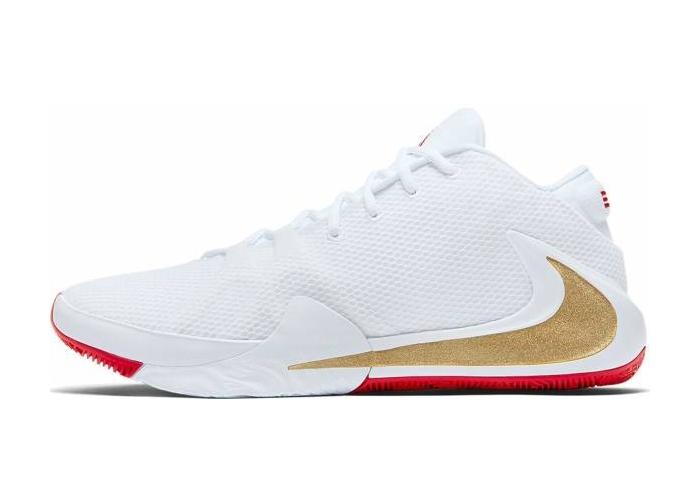 耐克篮球鞋, 篮球鞋, 字母哥, 低帮篮球鞋, Zoom Air, Zoom, Nike Zoom Freak 1