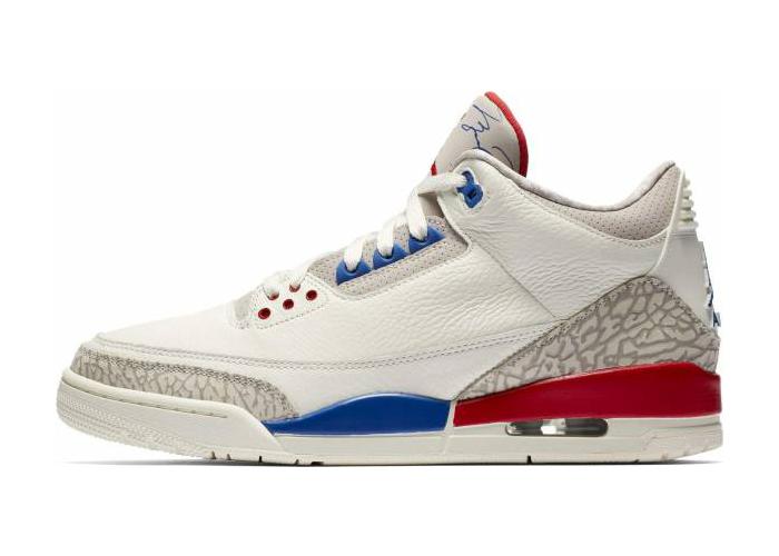 26063215233 - 运动鞋, 篮球鞋, Michael Jordan, Jumpman, Jordan, Air Jordan III Retro, Air Jordan 3 Retro, Air Jordan 3