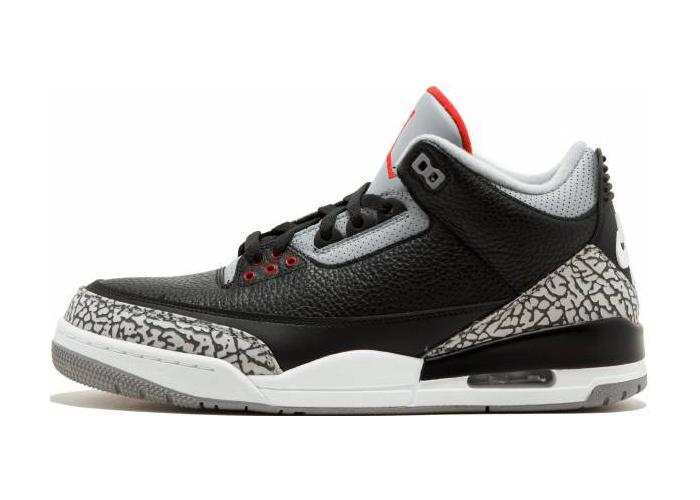 26063223174 - 运动鞋, 篮球鞋, Michael Jordan, Jumpman, Jordan, Air Jordan III Retro, Air Jordan 3 Retro, Air Jordan 3