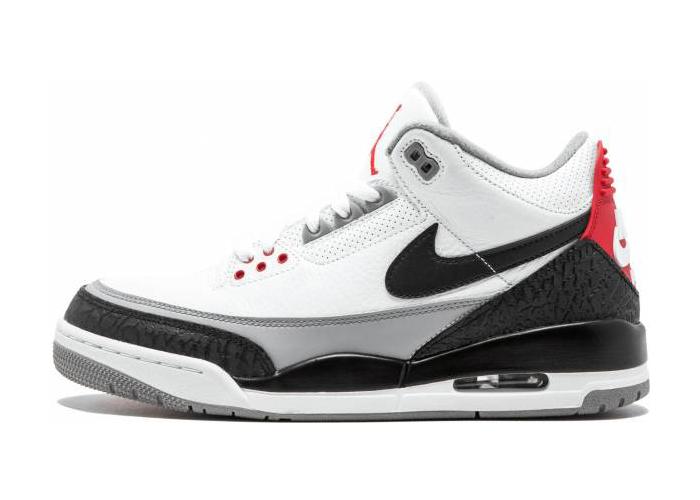 26063225979 - 运动鞋, 篮球鞋, Michael Jordan, Jumpman, Jordan, Air Jordan III Retro, Air Jordan 3 Retro, Air Jordan 3