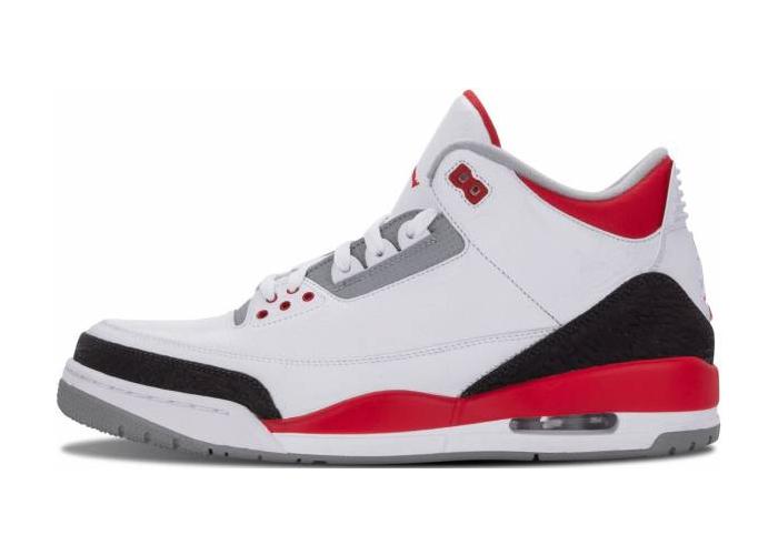 26063227740 - 运动鞋, 篮球鞋, Michael Jordan, Jumpman, Jordan, Air Jordan III Retro, Air Jordan 3 Retro, Air Jordan 3