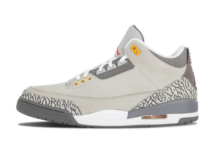 26063230333 - 运动鞋, 篮球鞋, Michael Jordan, Jumpman, Jordan, Air Jordan III Retro, Air Jordan 3 Retro, Air Jordan 3