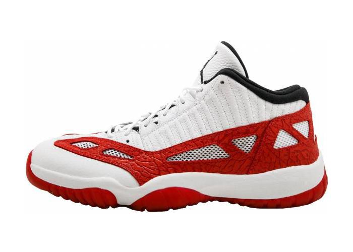 运动鞋, 实战篮球鞋, Jordan, AJ十一代IE, Air Jordan 11 IE Low, Air Jordan 11, Air Jordan 1, Air Jordan