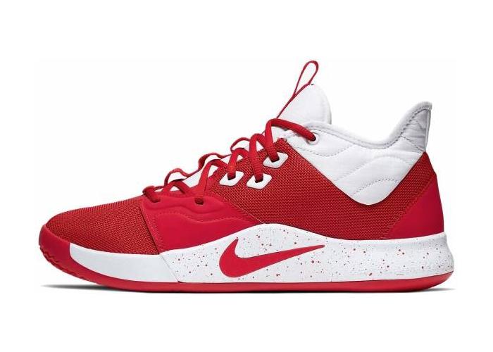 运动鞋, 篮球鞋, 保罗乔治, 低帮篮球鞋, Zoom, Swoosh, Nike PG3, Moon